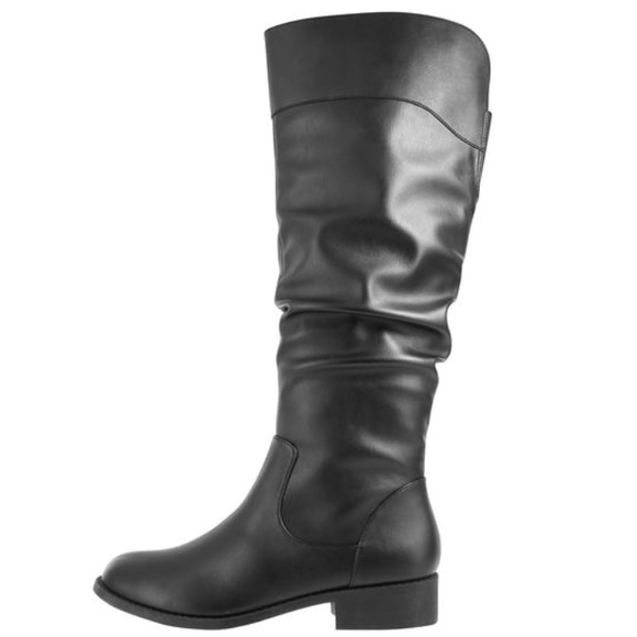 87a98bafdbe American Eagle By Payless Shoes - American Eagle by Payless Tina Tall  Slouchy Boot